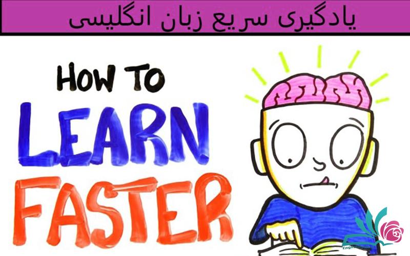 یادگیری و آموزش مکالمه زبان سریع