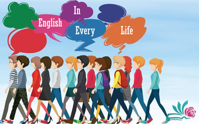تقویت و آموزش مکالمه زبان انگلیسی