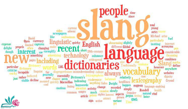 اصطلاحات عامیانه زبان