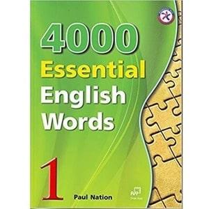 پکیج 4000 واژه جلد اول